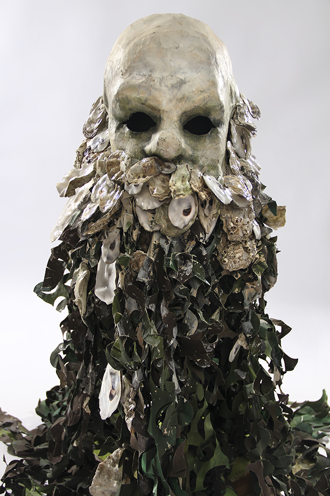 Old Man From the Sea Mask