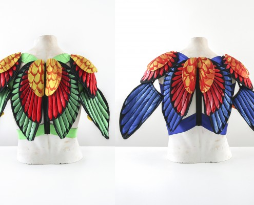 Flight_Parrots